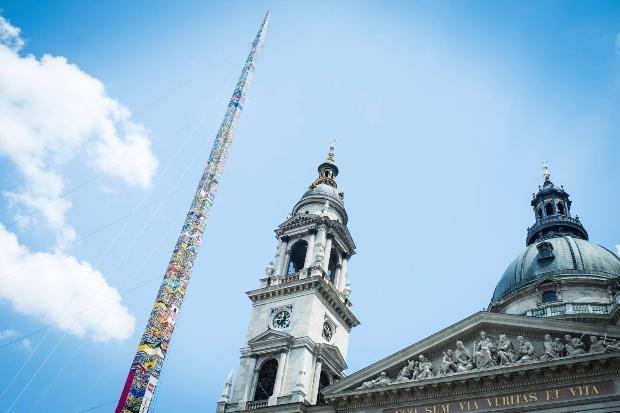 Legolardan yapılmış dünyanın en uzun kulesi - Page 3