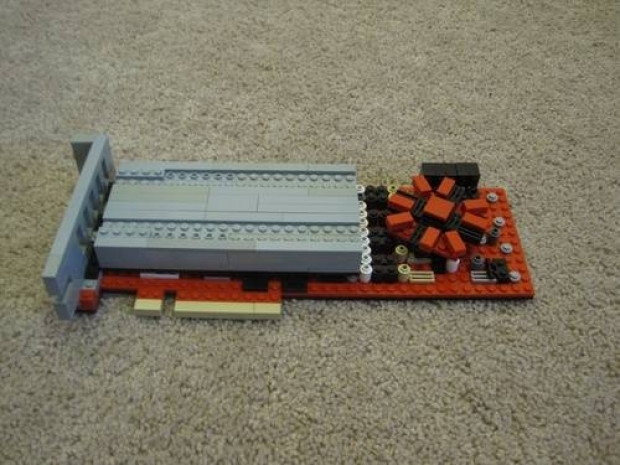 Legolarla bunuda yaptılar! - Page 1