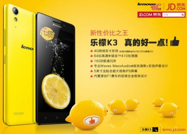 Lenovo K3 Music Lemon sadece 100 dolar! - Page 2