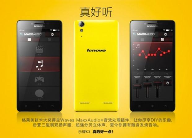 Lenovo K3 Music Lemon sadece 100 dolar! - Page 4