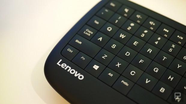 Lenovo Smart Assistant görselleri - Page 1