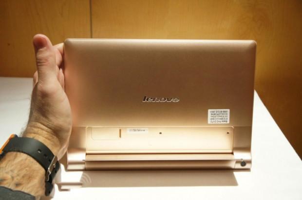 Lenovo Yoga Tablet 10 HD basın görselleri! - Page 2