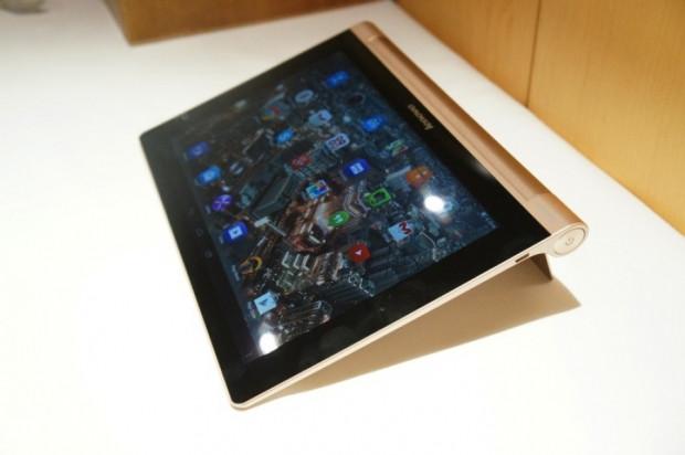 Lenovo Yoga Tablet 10 HD basın görselleri! - Page 3