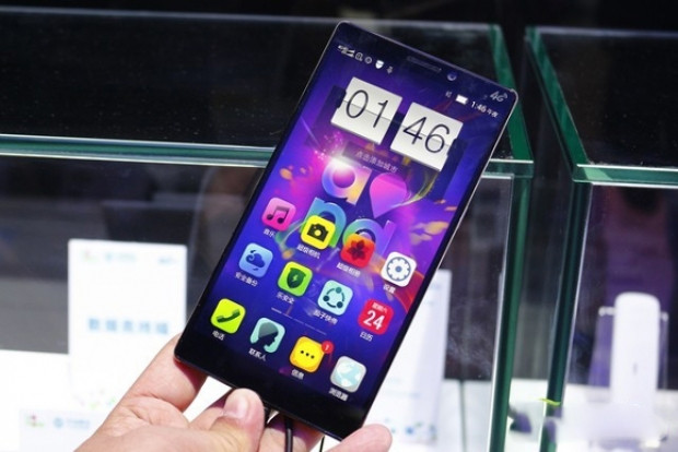 Lenovo'nın yeni akıllı telefonu K920 - Page 3