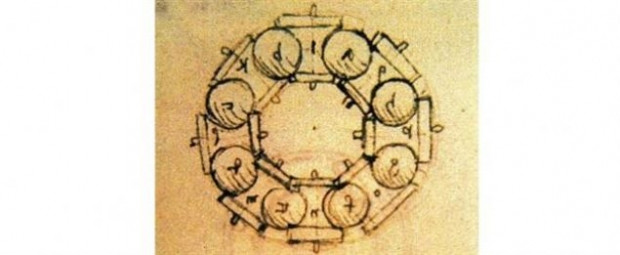 Leonardo da Vinci'nin tasarladığı 10 makine - Page 3