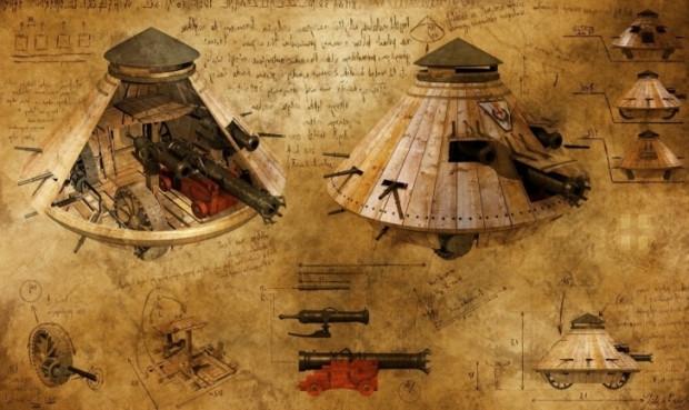 Leonardo Da Vinci'nin tasarladığı ölüm makineleri - Page 2