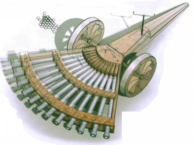 Leonardo Da Vinci'nin tasarladığı ölüm makineleri - Page 3