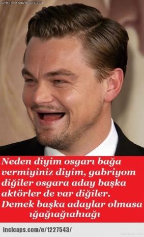 Leonardo DiCaprio'ye Oscar yok capsleri - Page 2