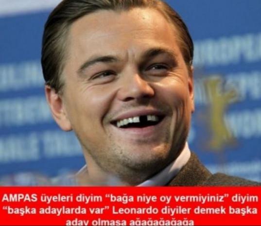 Leonardo Oscar'ı aldı capsleri patladı! - Page 2