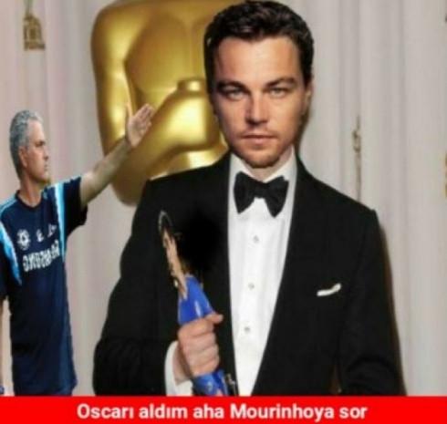 Leonardo Oscar'ı aldı capsleri patladı! - Page 3