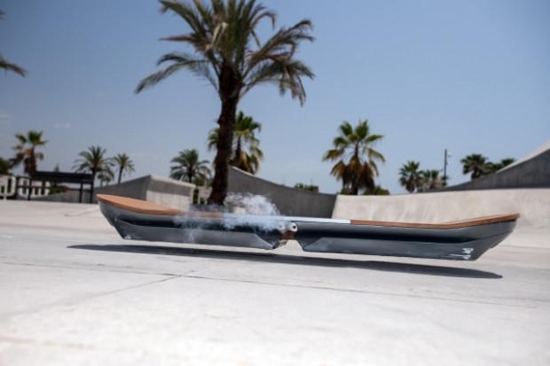Lexus Hoverboard sonunda görüldü - Page 1