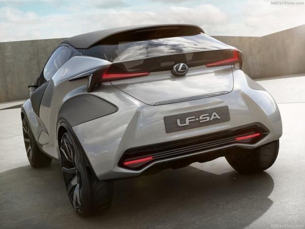 Lexus LF-SA Kavramı - Page 1