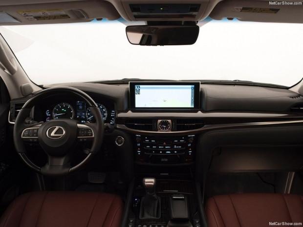 Lexus LX 570 (2016) - Page 4