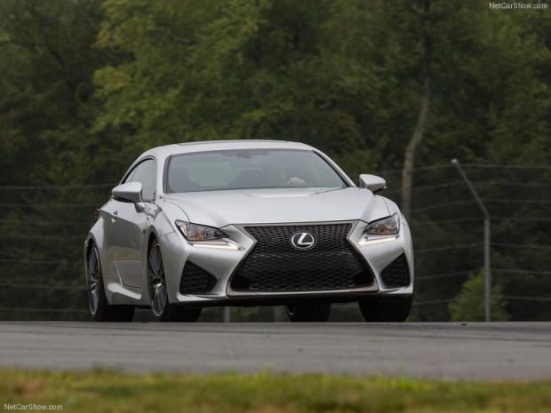 Lexus RC F benzersiz tasarımıyla göründü! - Page 2
