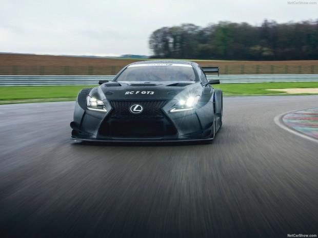 Lexus RC F GT3 2017 - Page 2