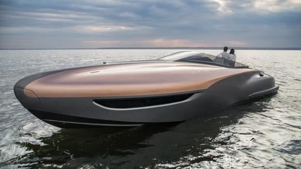 Lexus, Sport Yacht konseptiyle karşımızda - Page 1