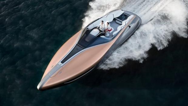 Lexus, Sport Yacht konseptiyle karşımızda - Page 4