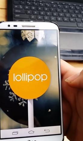 LG G2 için Android 5.0 Lollipop güncellemesi başladı - Page 2
