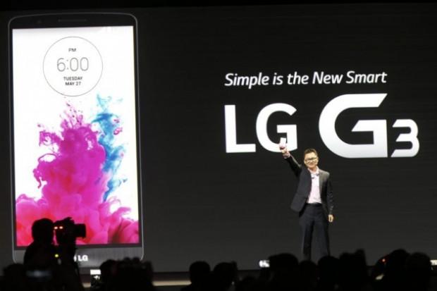 LG G3 tanıtım gecesinden kareler! - Page 3
