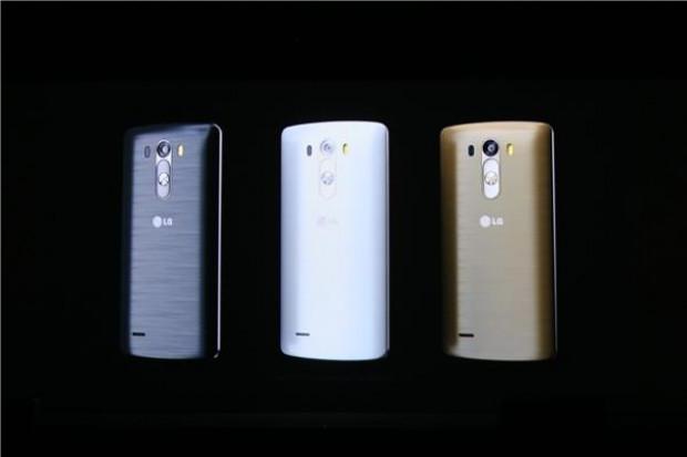 LG G3 tanıtım gecesinden kareler! - Page 4