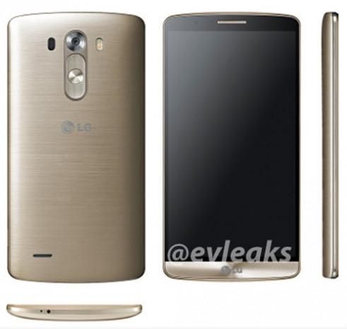 LG G3'ün basına sızan görselleri! - Page 3