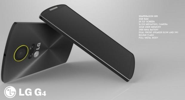 LG G4: Fiyat, çıkış tarihi, özellikleri ve söylentiler - Page 3