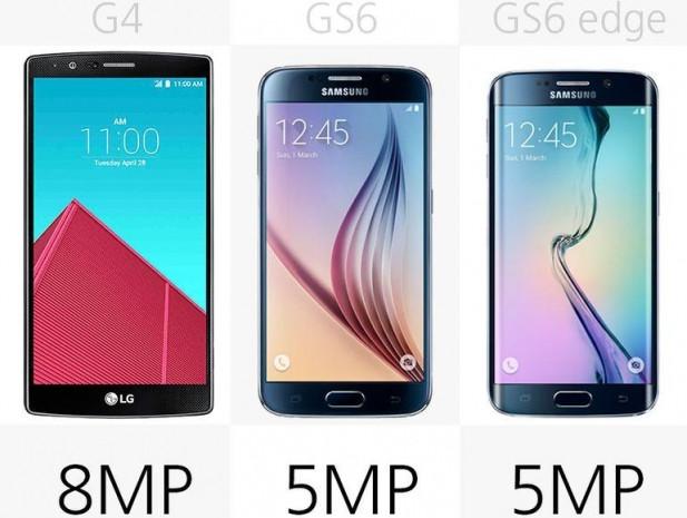 LG G4 - Galaxy S6 ve S6 Edge karşılaştırması - Page 3