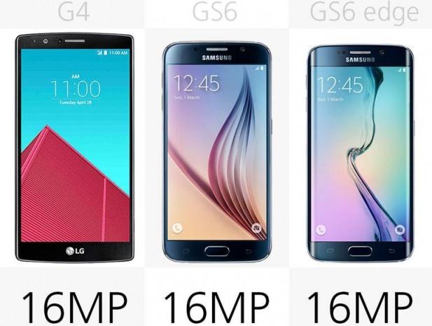 LG G4 - Galaxy S6 ve S6 Edge karşılaştırması - Page 4