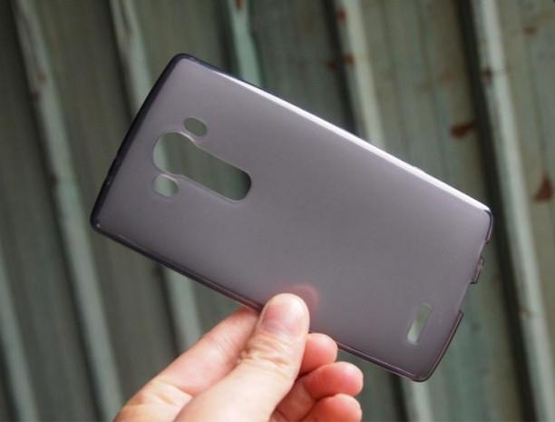 LG G4 hafif eğimli ekranıyla ortaya çıktı! - Page 1