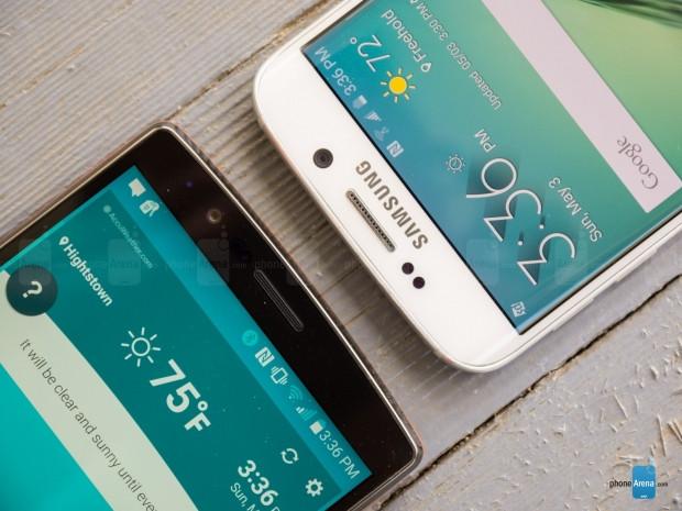LG G4 - Samsung Galaxy S6 Edge karşılaştırması - Page 1
