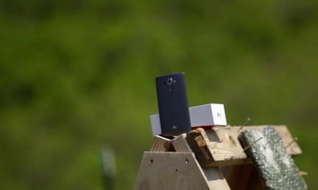 LG G4 uzun namlulu silah testinde - Page 1