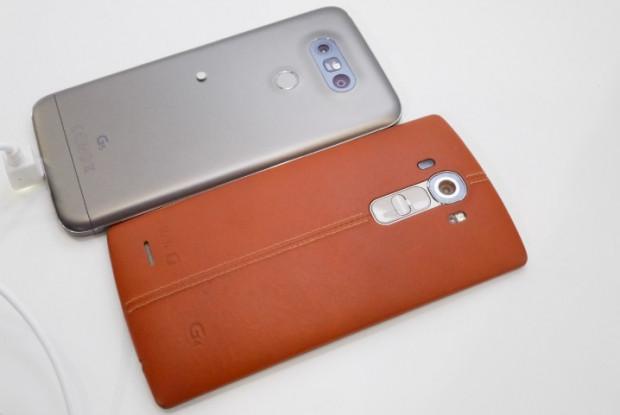 LG G4 ve LG G5 arasındaki bütün farklar - Page 1