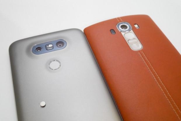 LG G4 ve LG G5 arasındaki bütün farklar - Page 2