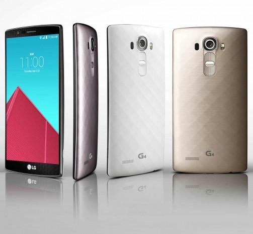 LG G4'e ait tüm resmi görüntüler! - Page 1
