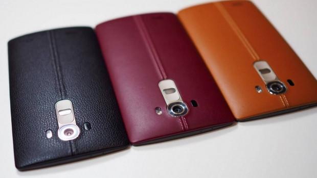LG G4'egörüntüler! - Page 1