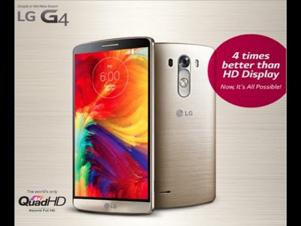 LG G4'ün ABD'de satışa sunulacak sürümünün detayları - Page 4
