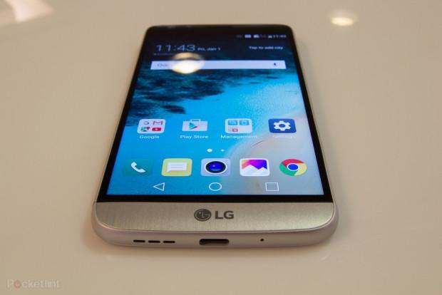 LG G5 AnTuTu kriter testinde kaç puan aldı - Page 3