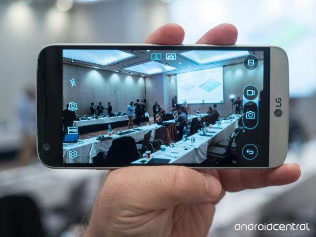 LG G5 AnTuTu kriter testinde kaç puan aldı - Page 4