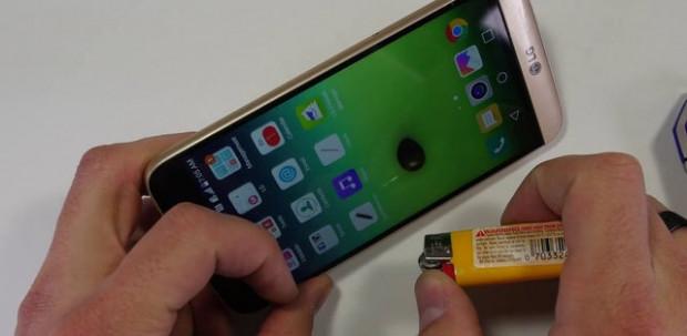 LG G5 dayanıklılık testi için işkence görüyor! - Page 3
