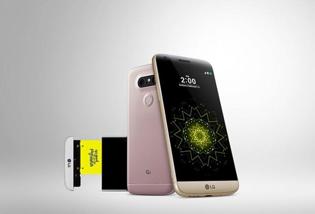 LG G5 hakkında bilmeniz gereken her şey! - Page 1