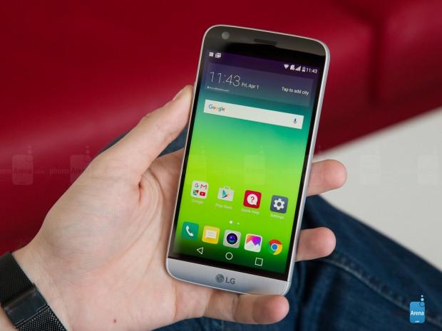 LG G5 metal mi plastik mi sorusuna cevap geldi! - Page 2