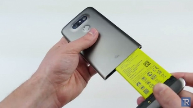 LG G5 ne kadar sağlam?Test edildi - Page 1