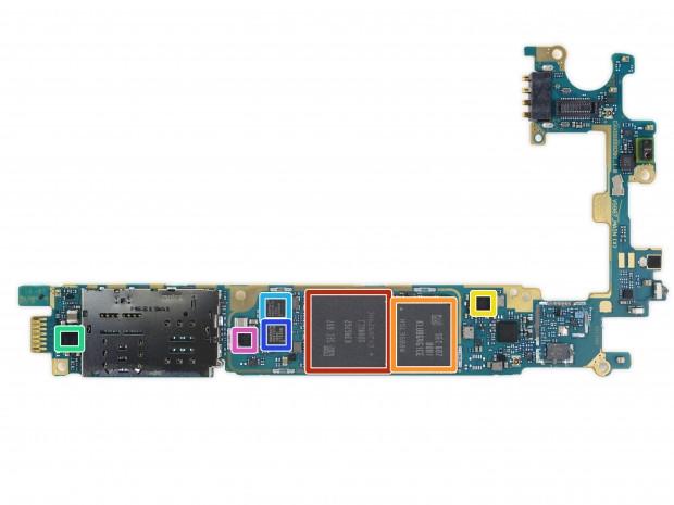 LG G5 parçalarına ayrıldı! - Page 4