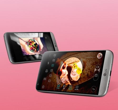 LG G5: Tüm resmi görüntüler ve özellikler - Page 2