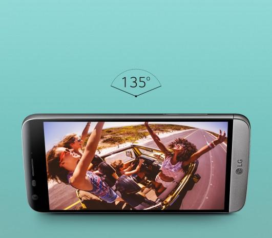 LG G5: Tüm resmi görüntüler ve özellikler - Page 3