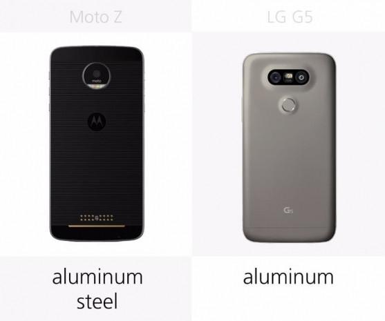 LG G5 ve Moto Z karşılaştırma - Page 4