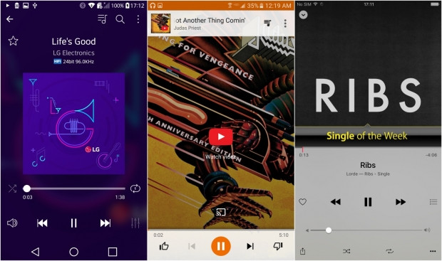 LG G5 vs Galaxy S7 vs iPhone 6s Arayüz incelemesi - Page 4