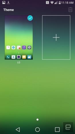 LG G5 yazılımı ve arayüz görüntüleri - Page 3