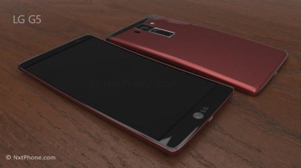 LG G5'in tanıtım tarihi ne zaman? - Page 1