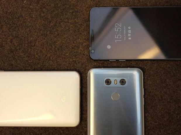 LG G6 ile önceki modeli LG G5 arasında ne fark var? - Page 1